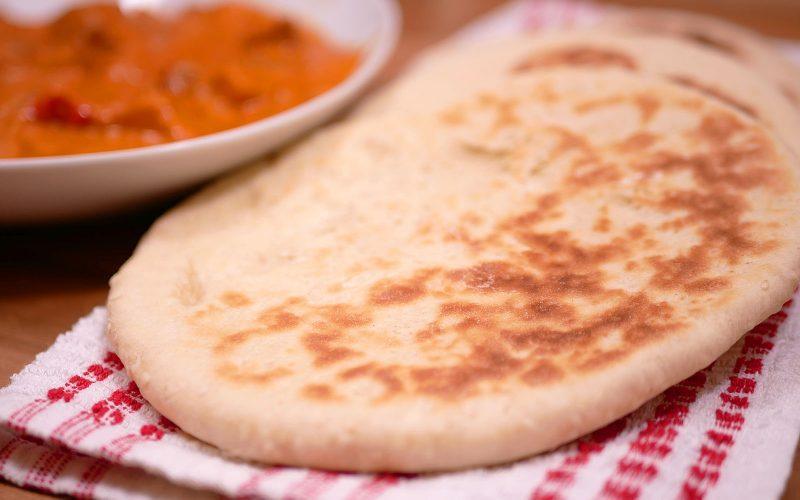 Sesame Pita Pan-Bread