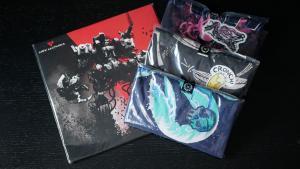 Sea of Thieves Shirt & Nex Machina Vinyl