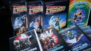 Zurück in die Zukunft, Tiny Toony - Total Verrückte Ferien, Ghostbusters 1&2, Gremlins 1&2
